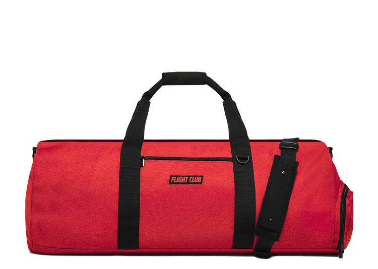 Flight Club Classic Bag 'Red' - Large
