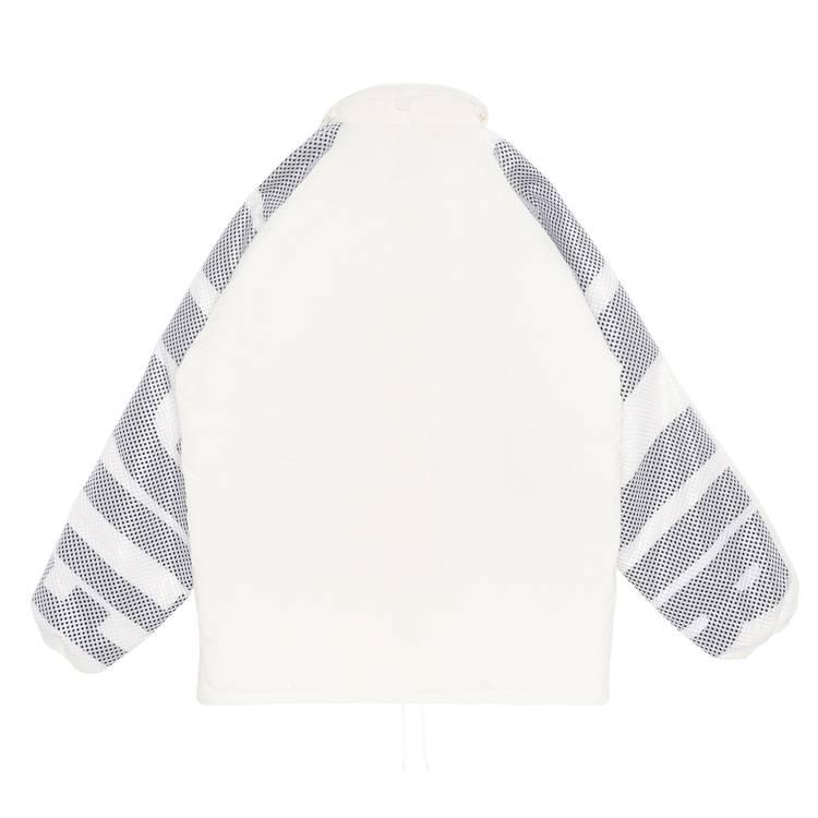 Flight Club Sport Jacket 'White/Black'