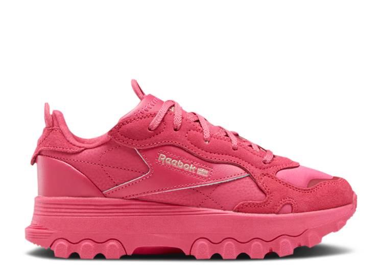 Cardi B x Classic Leather Big Kid 'Semi Pursuit Pink'
