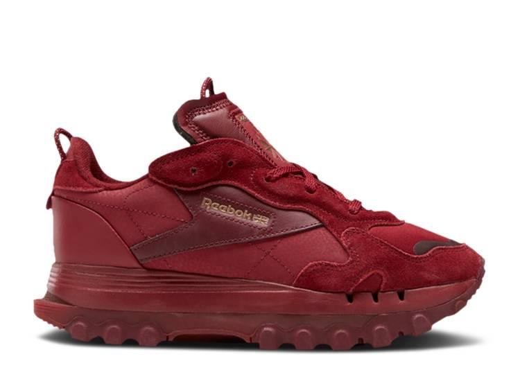 Cardi B x Classic Leather 'Triathlon Red'