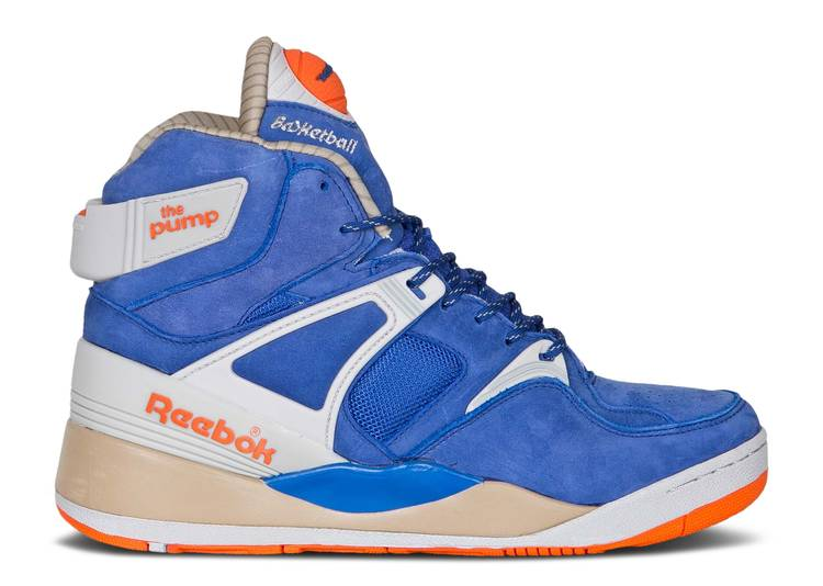 Packer Shoes x The Pump Certified '25th Anniversary - Royal Orange'