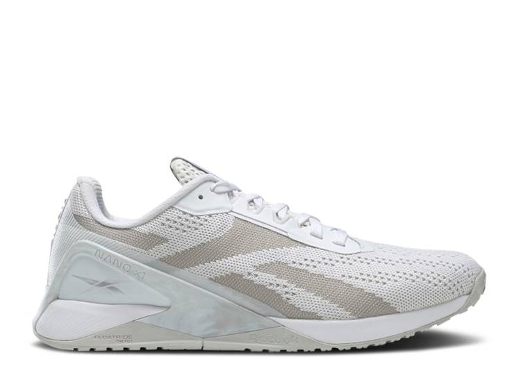 Wmns Nano X1 'White Pure Grey'