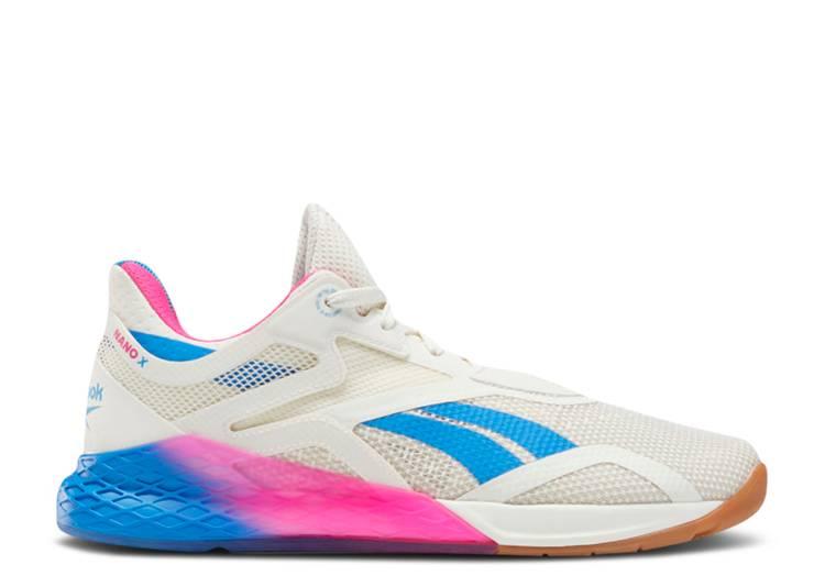 Wmns Nano X 'White Proud Pink Blue'