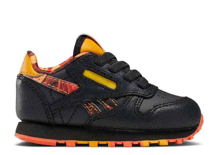 National Geographic x Classic Leather Toddler 'Lava'