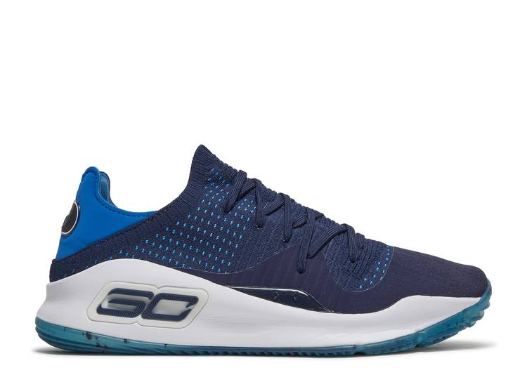 Curry 4 Low TB 'Navy'