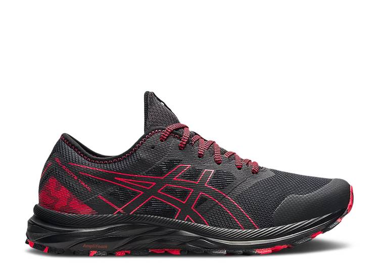 Gel Excite Trail 'Graphite Grey Electric Red'