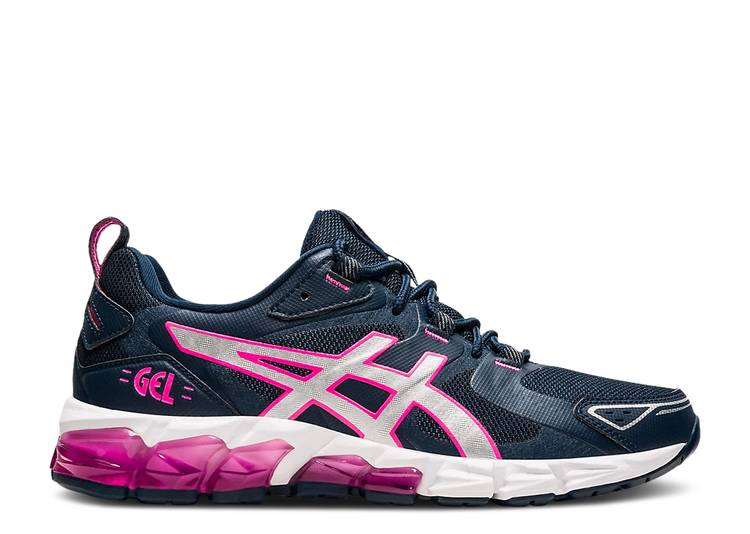Wmns Gel Quantum 180 'French Blue Hot Pink'