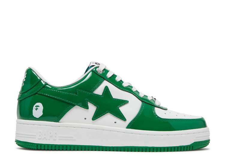 Bapesta 'Green'