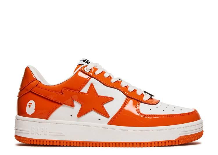 Bapesta 'Orange'