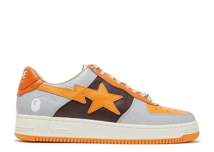 Bapesta Low M2 'Orange'