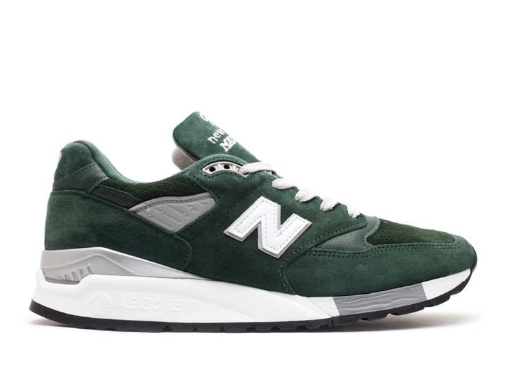 998 Made In USA 'Hunter Green'