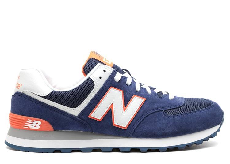 574 'Navy Orange'