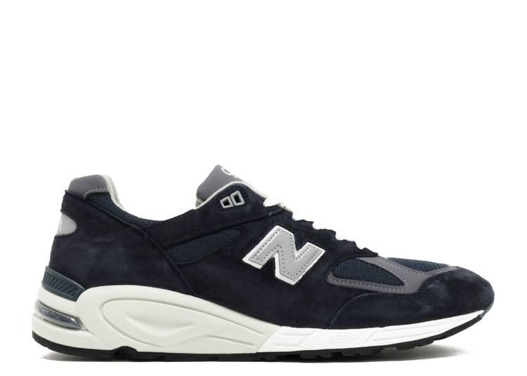 990v2 'Navy White'