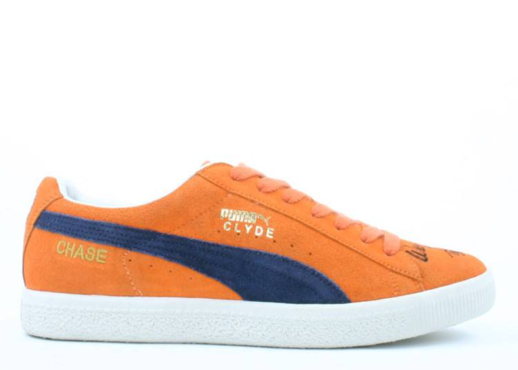 Clyde Chase No.3 'Golden Poppy Navy'
