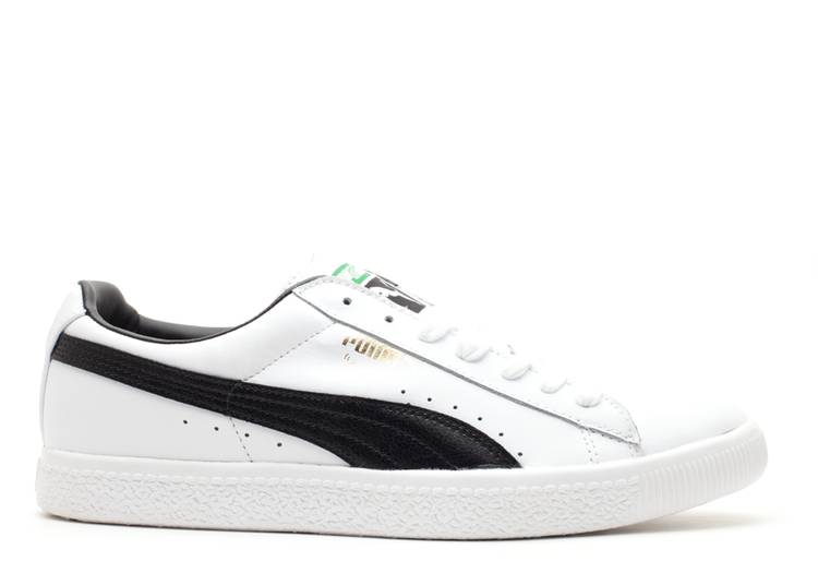 Clyde Leather Fs
