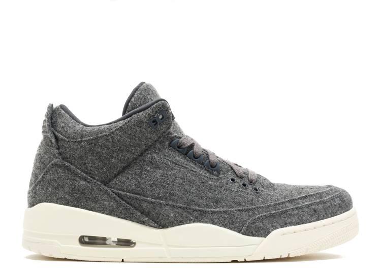 Air Jordan 3 Retro 'Wool'