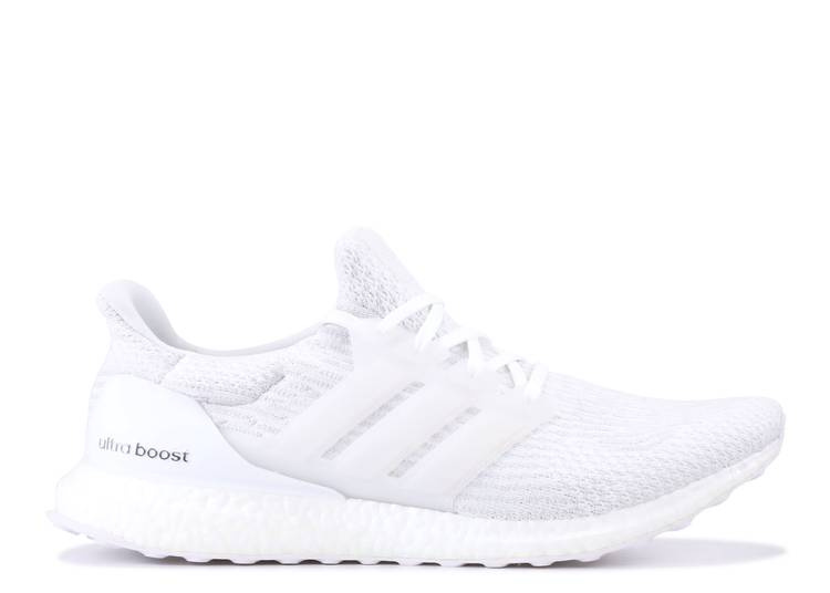 explosión desmayarse Ruidoso  UltraBoost 3.0 'Triple White' - Adidas - BA8841 - running white/footwear  white | Flight Club