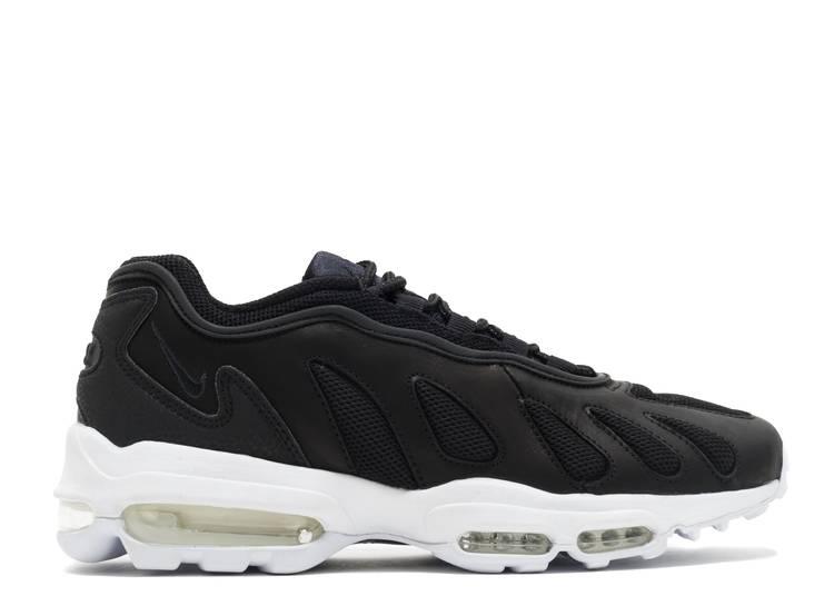 air max 96 black white