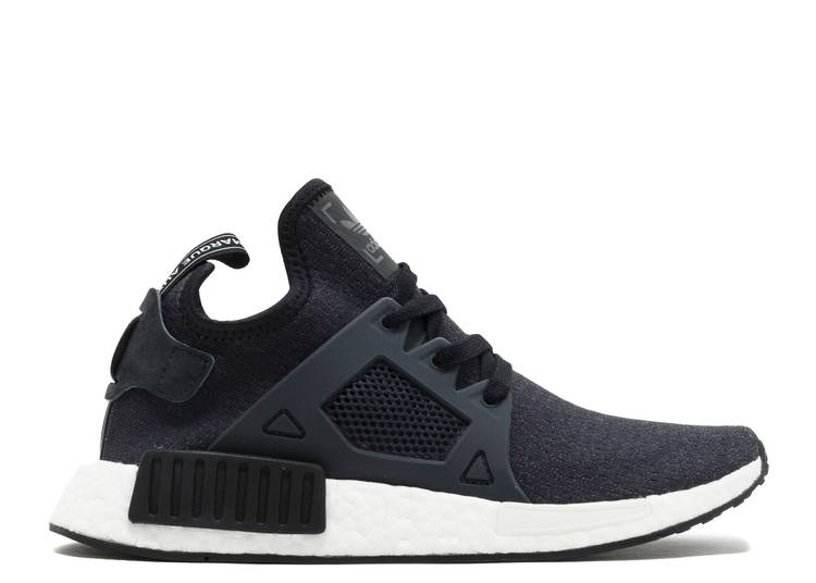 JD Sports x NMD_XR1 'Black'