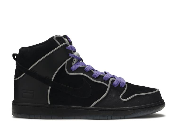 dunk high elite sb 'Purple Box'
