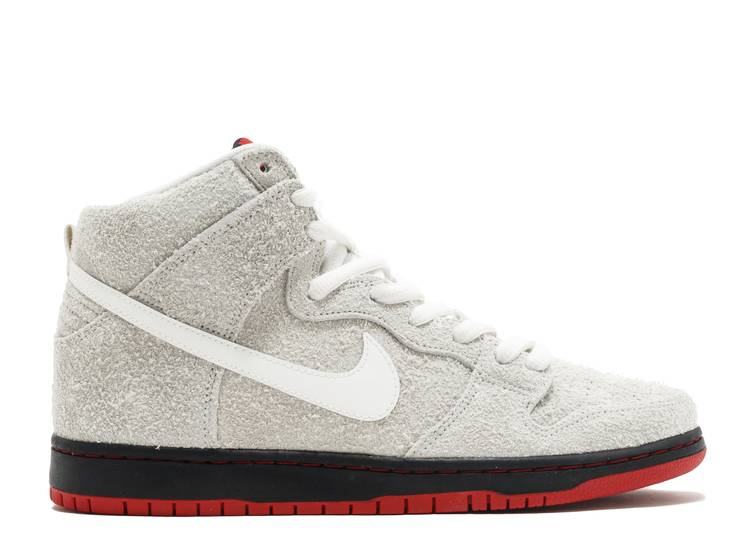sb dunk high trd qs 'black sheep'