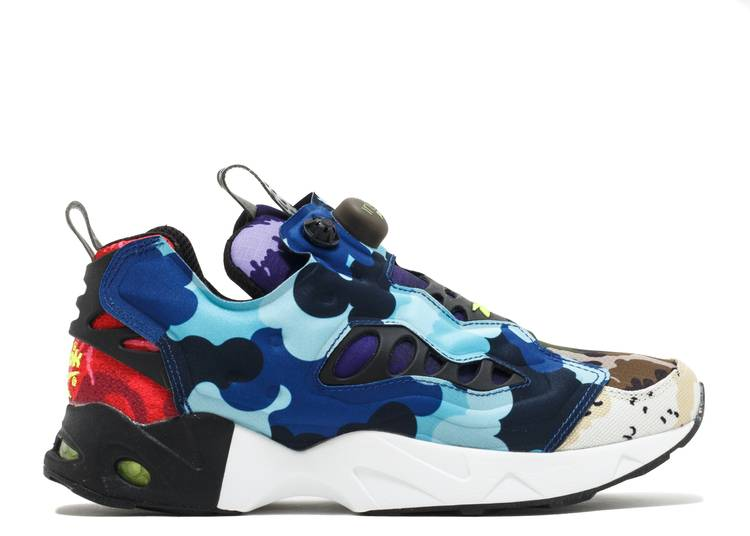InstaPump Fury Road CC 'What The Camo'