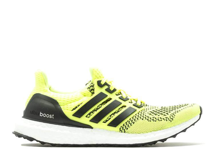 UltraBoost 1.0 'Solar Yellow'