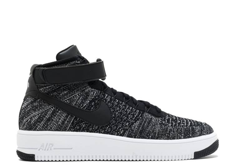 Air Force 1 Ultra Flyknit Mid 'Oreo'