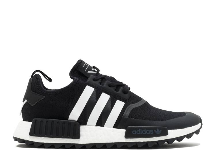 White Mountaineering x NMD Trail 'Core Black'