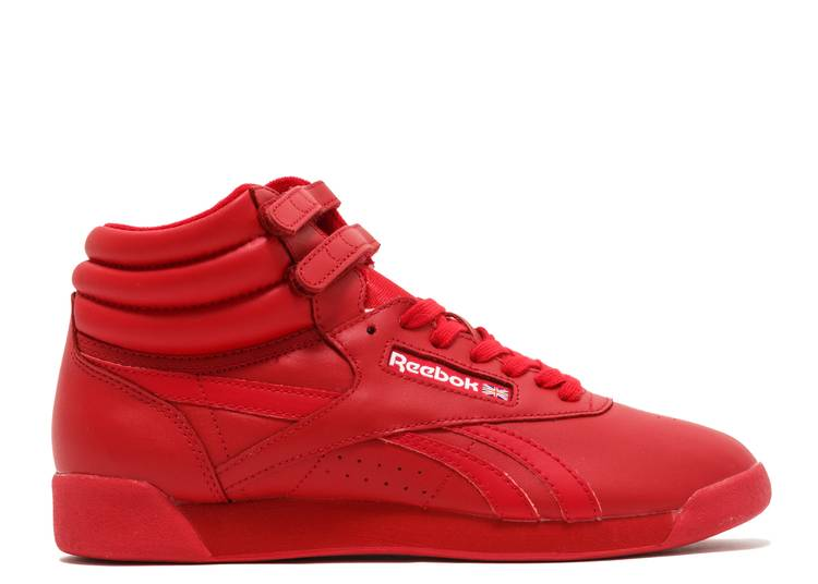 Wmns Freestyle Hi Spirit 'Excellent Red'