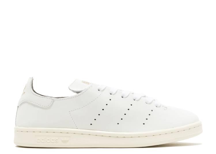 Stan Smith Leather Sock 'White'