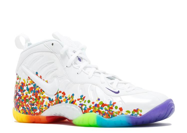 Nike Air Foamposite ProHOH ExclusivePearl 2009 ...