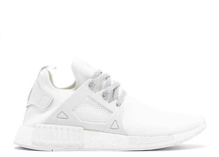 NMD_XR1 'Triple White' Footlocker Exclusive
