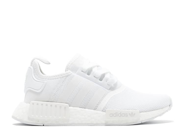 Nmd R1 Triple White Adidas Ba7245 Ftwwht Ftwwht Ftwwht