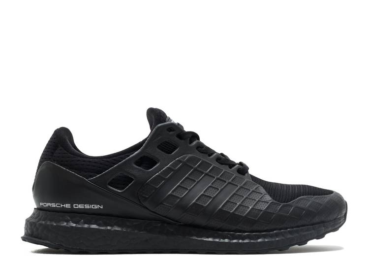 Porsche Design x UltraBoost 'Triple Black'