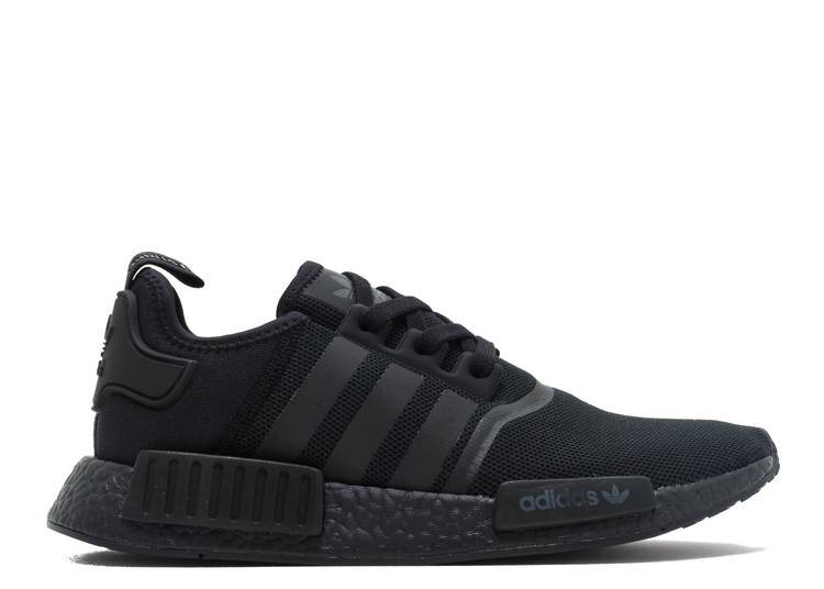 Nmd R1 Triple Black Adidas S31508 Black Black Flight Club