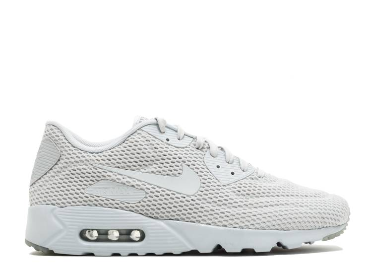 Air Max 90 Ultra Breathe 'Pure Platinum' Nike 725222 012