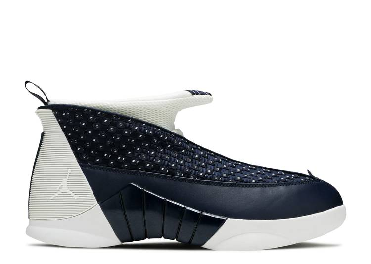 Air Jordan 15 Retro 'Obsidian' 2017