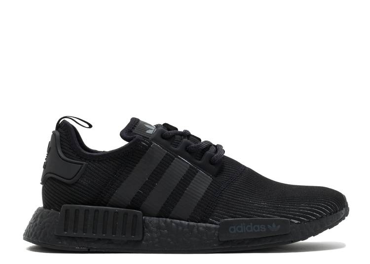 NMD_R1 'Triple Black Reflective'