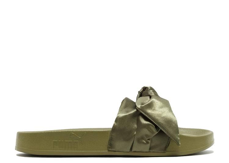Fenty x Wmns Bow Slide 'Olive'