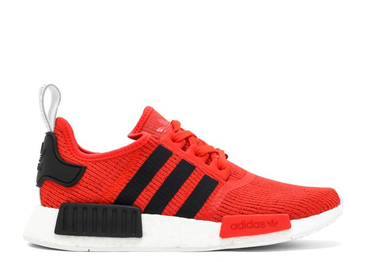 Nmd R1 Core Red Adidas Bb2885 Core Red Core Black Footwear