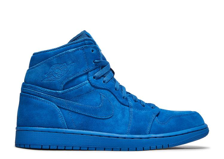 Air Jordan 1 Retro High 'Blue Suede'