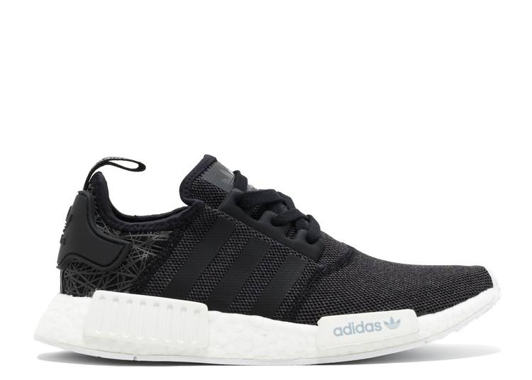 JD Sports x Wmns NMD_R1 'Core Black'
