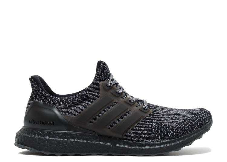 UltraBoost 3.0 Limited 'Black Silver'