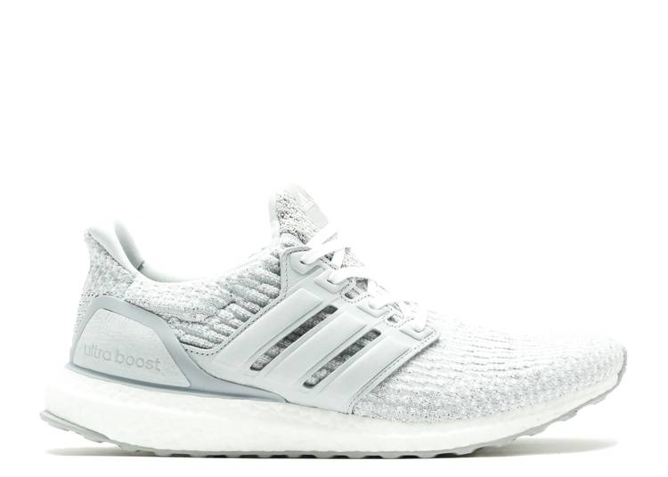 Reigning Champ x UltraBoost 3.0 Limited 'Clear Grey
