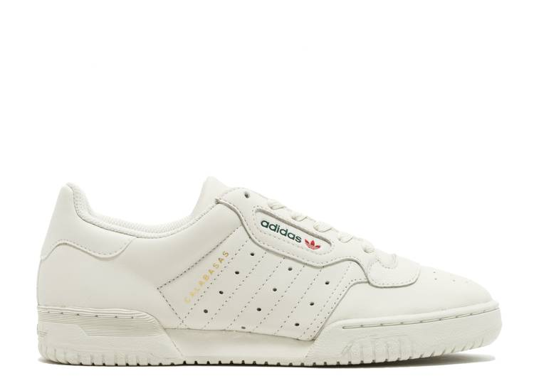 Carretilla Plausible Huracán  Yeezy Powerphase Calabasas 'OG' - Adidas - CQ1693 - core white/core  white/core white | Flight Club