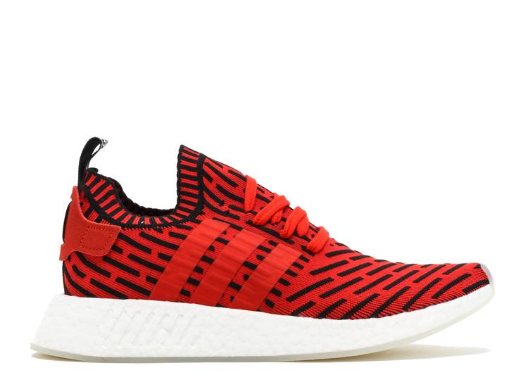 NMD_R2 PK 'Core Red'