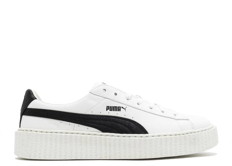 Fenty x Creeper 'White Leather'