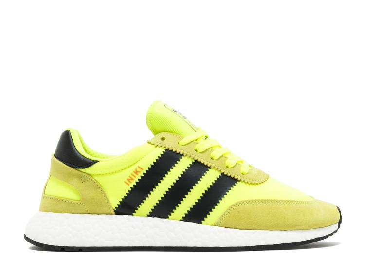 Iniki Runner 'Solar Yellow'