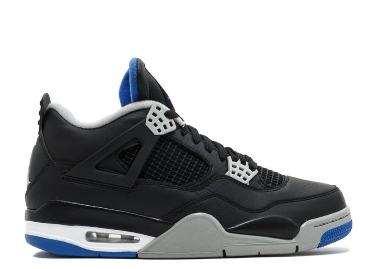 Air Jordan 4 Retro 'Motorsports Alternate'